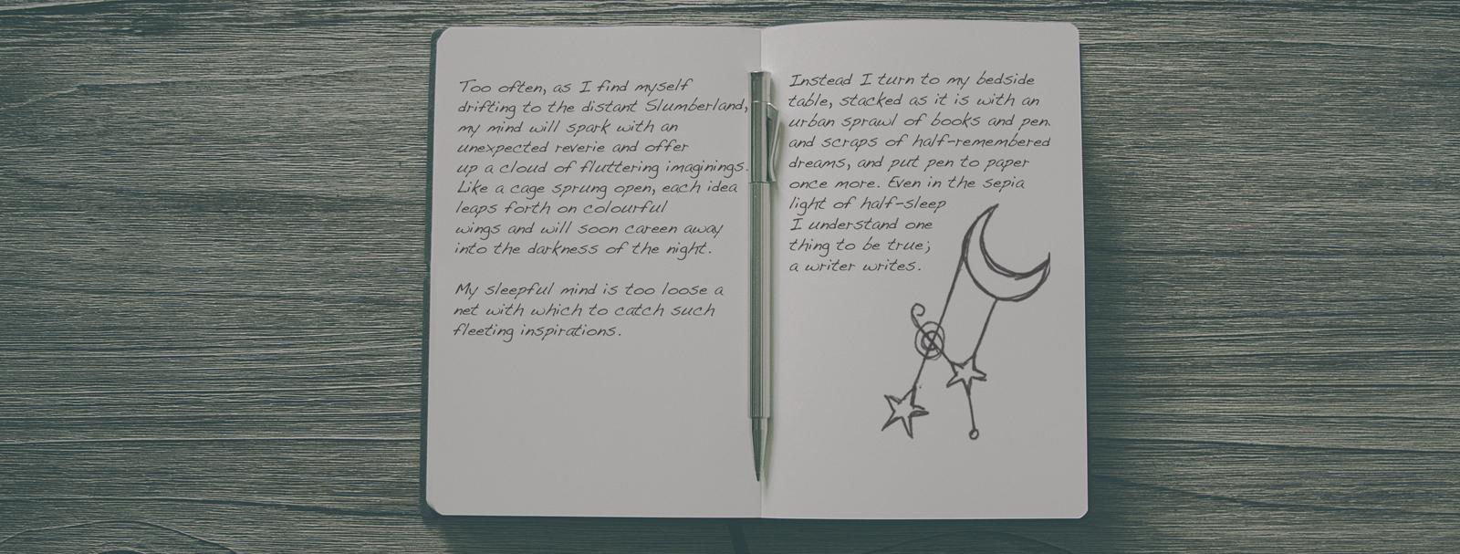 notebook-dreams