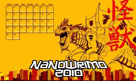 NaNoWriMo 2010