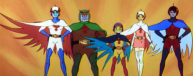 G-Force - Battle of the Planets