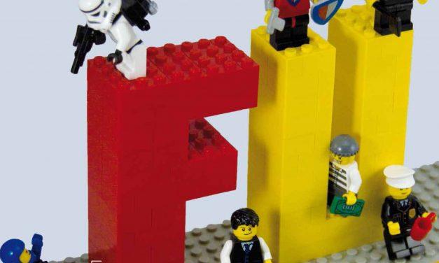 Shout Out: Lego FU