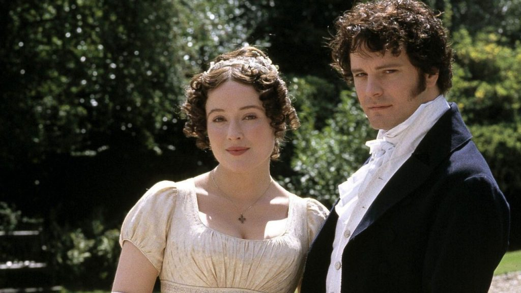 BBC pride and prejudice