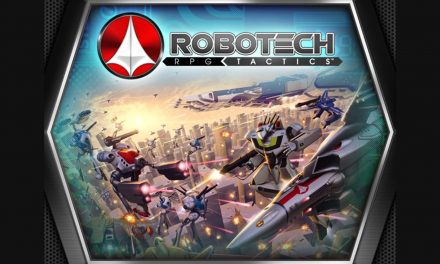More Robotech Tactics