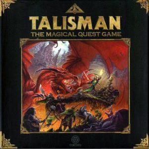 Talisman Boardgame