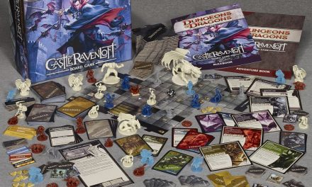 Castle Ravenloft Junior