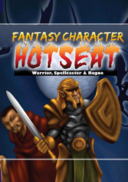 Fantasy Character Hotseat