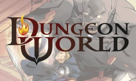 Dungeon World – First Session