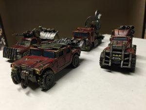 Apocalypse Road - Car Carnage in the Wastelands of the future!
