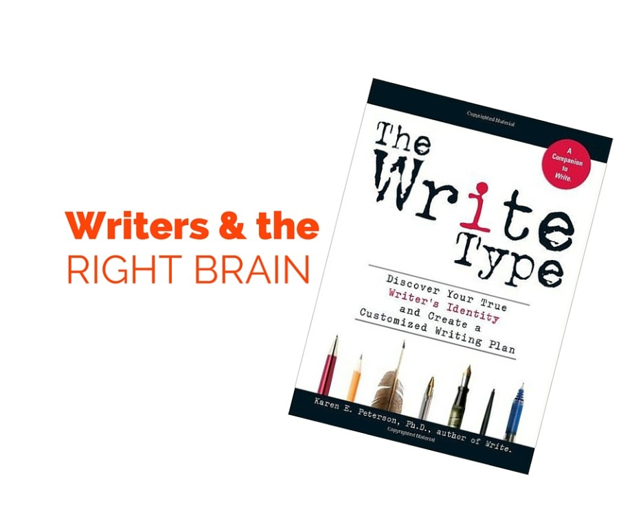 Writers and the Right Brain
