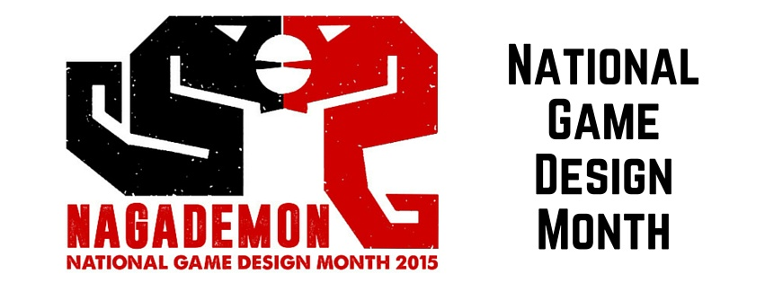 National Game Design Month
