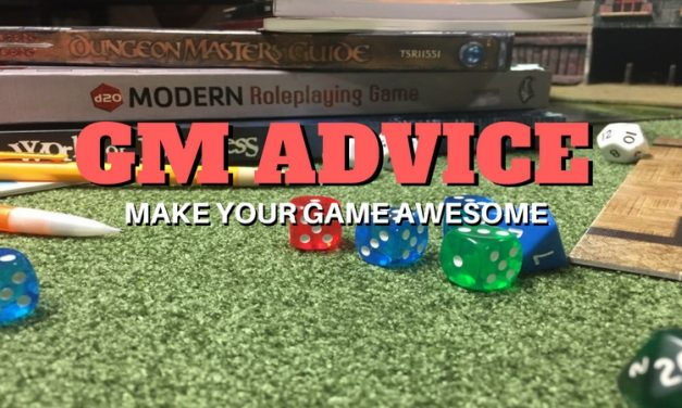 GM Advice