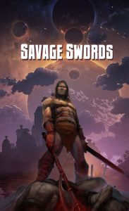 Savage Swords Cover